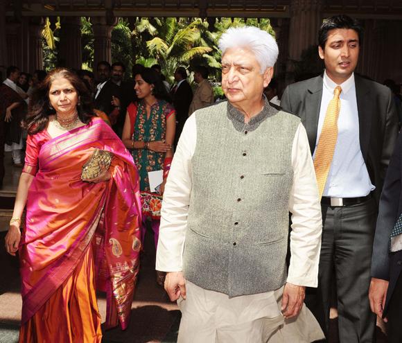 Family - Azim Premji