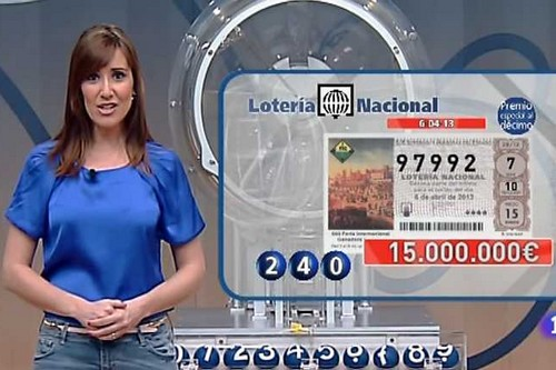 Spanish Loteria Nacional