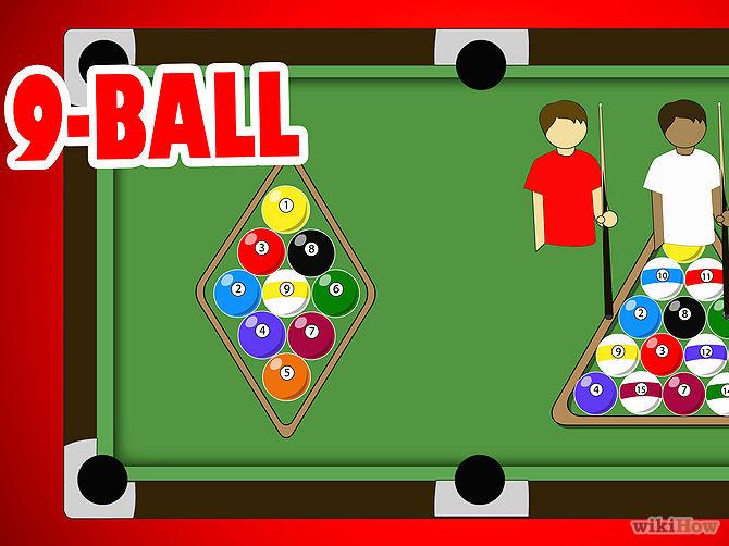 make the shots billiards pool game for beginners. Black Bedroom Furniture Sets. Home Design Ideas