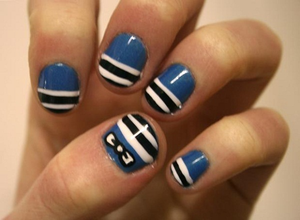 Cute nail art designs mobsea simple nail designs for short nails prinsesfo Image collections