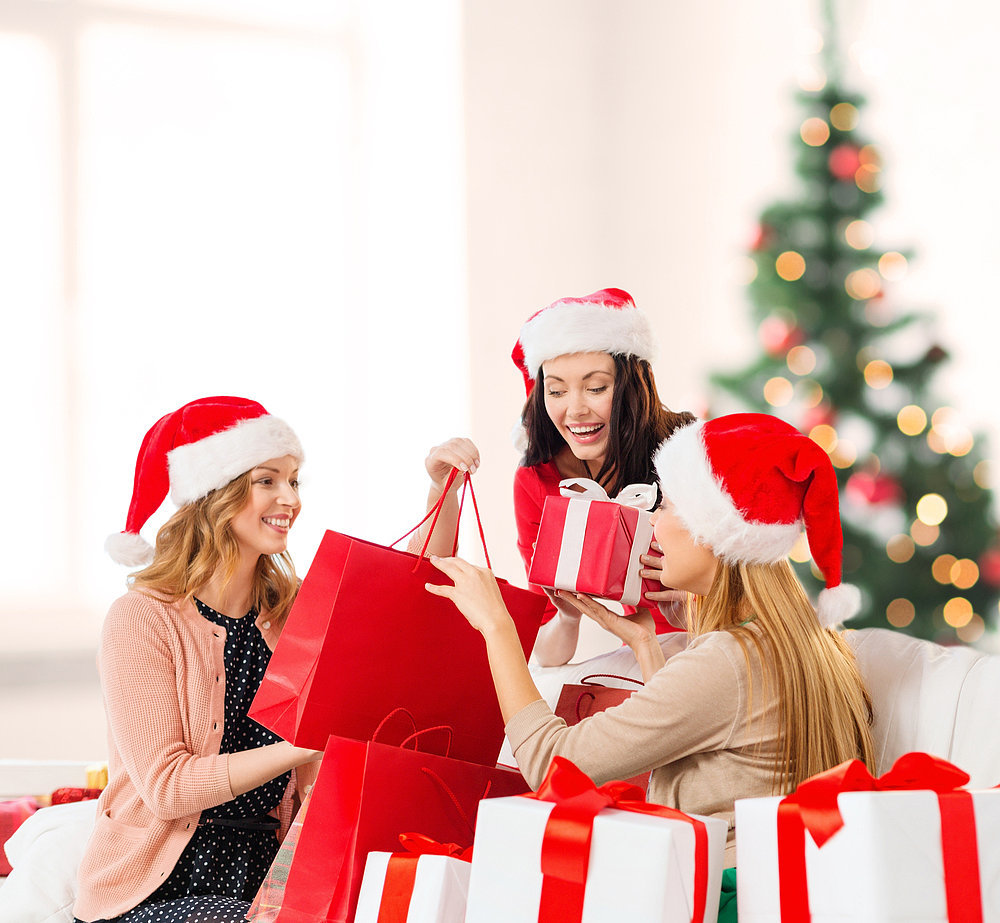 Swap toys with Santa - Exchanging Christmas Gifts