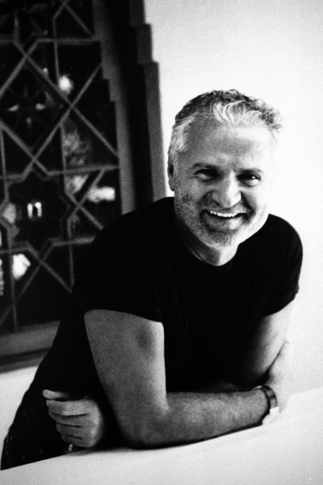 Gianni Versace Fashion Designers Of All Time