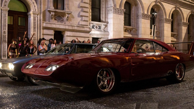 1969 Dodge Daytona Fast And Furious Cars In The World