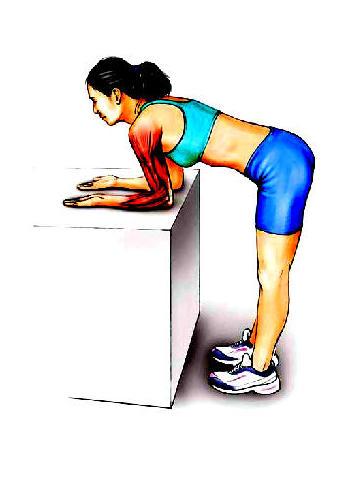 Elbow Extensor Anconeus Stretch - Fitness Stretching