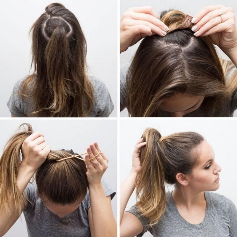 Как сделать волосы объемными и гуще