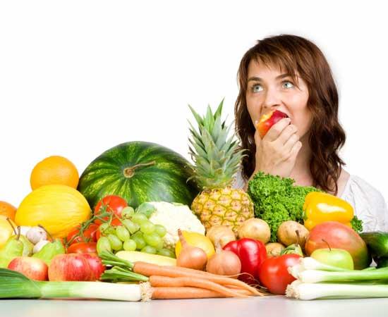 Healthy Eyes - Eat a Balanced Diet | HealthShlok Mobile Web App ...