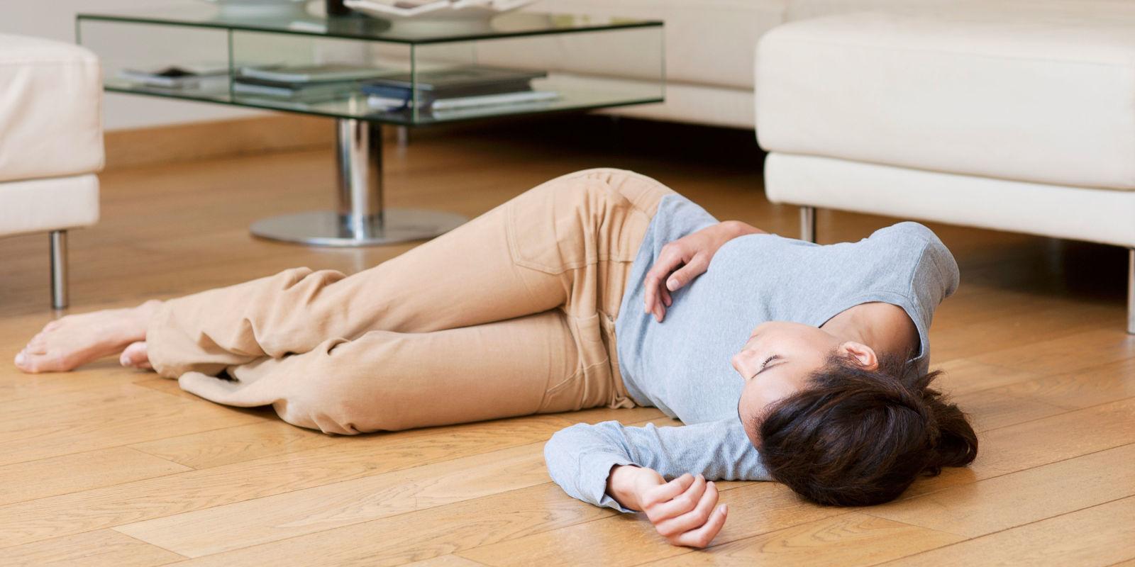 Обморок может быть беременна если