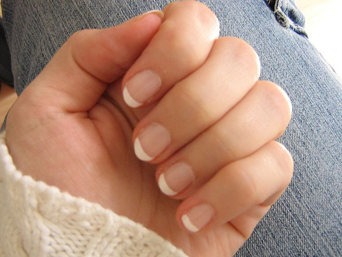 Trim Your Nails When They Get Too Long