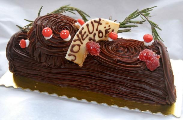 Рождество торты фото