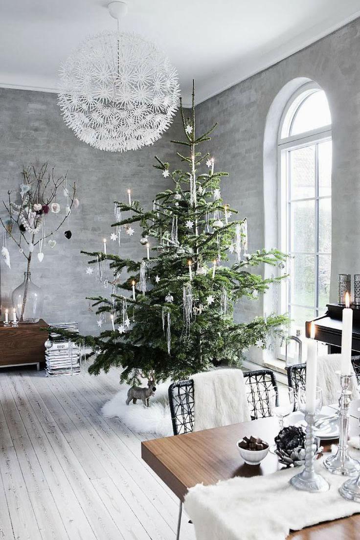 modern christmas decor ideas.