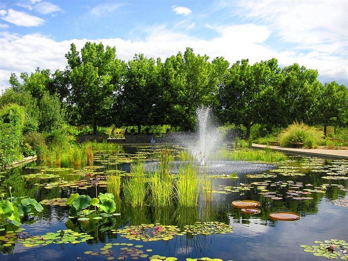 Denver Botanic Gardens Denver Colorado - Most Amazing Botanical Gardens