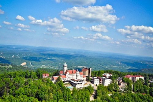 Covenant College Lookout Mountain Georgia Most Beautiful