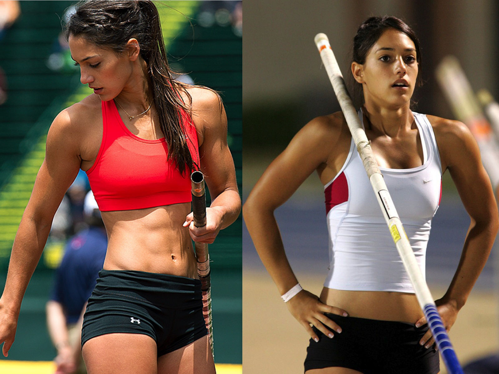 Most Beautiful Women in Sports