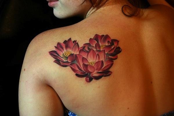 3 red lotus flower tattoos new lotus flower tattoo designs 3 red lotus flower tattoos mightylinksfo