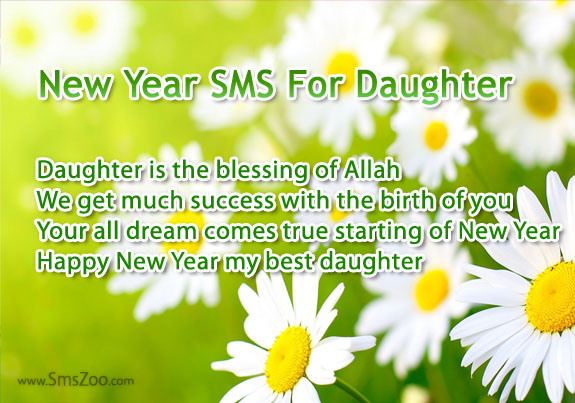 Wishes for daughter new year wishes wishes for daughter m4hsunfo