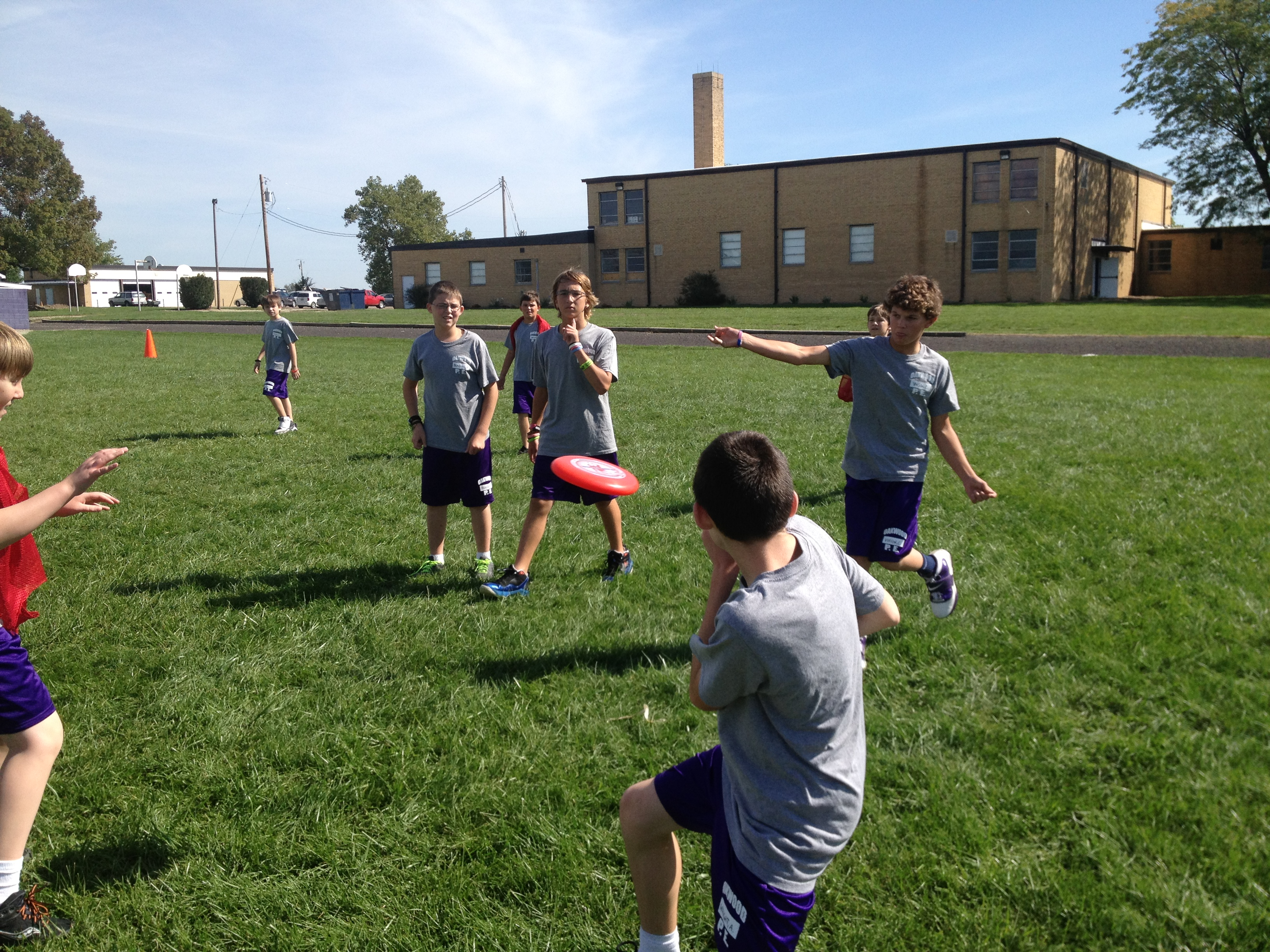 rules to play ultimate frisbee