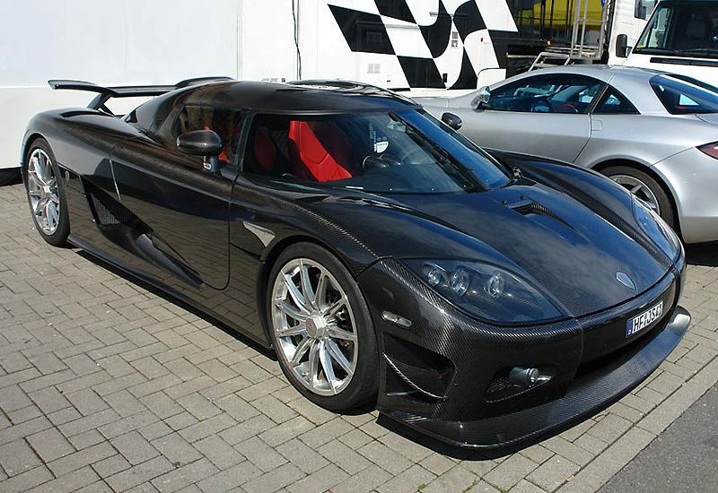 Koenigsegg CCXR Edition - The Highest Speed Cars in the world