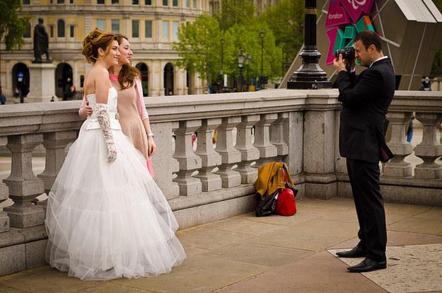 a memorable wedding