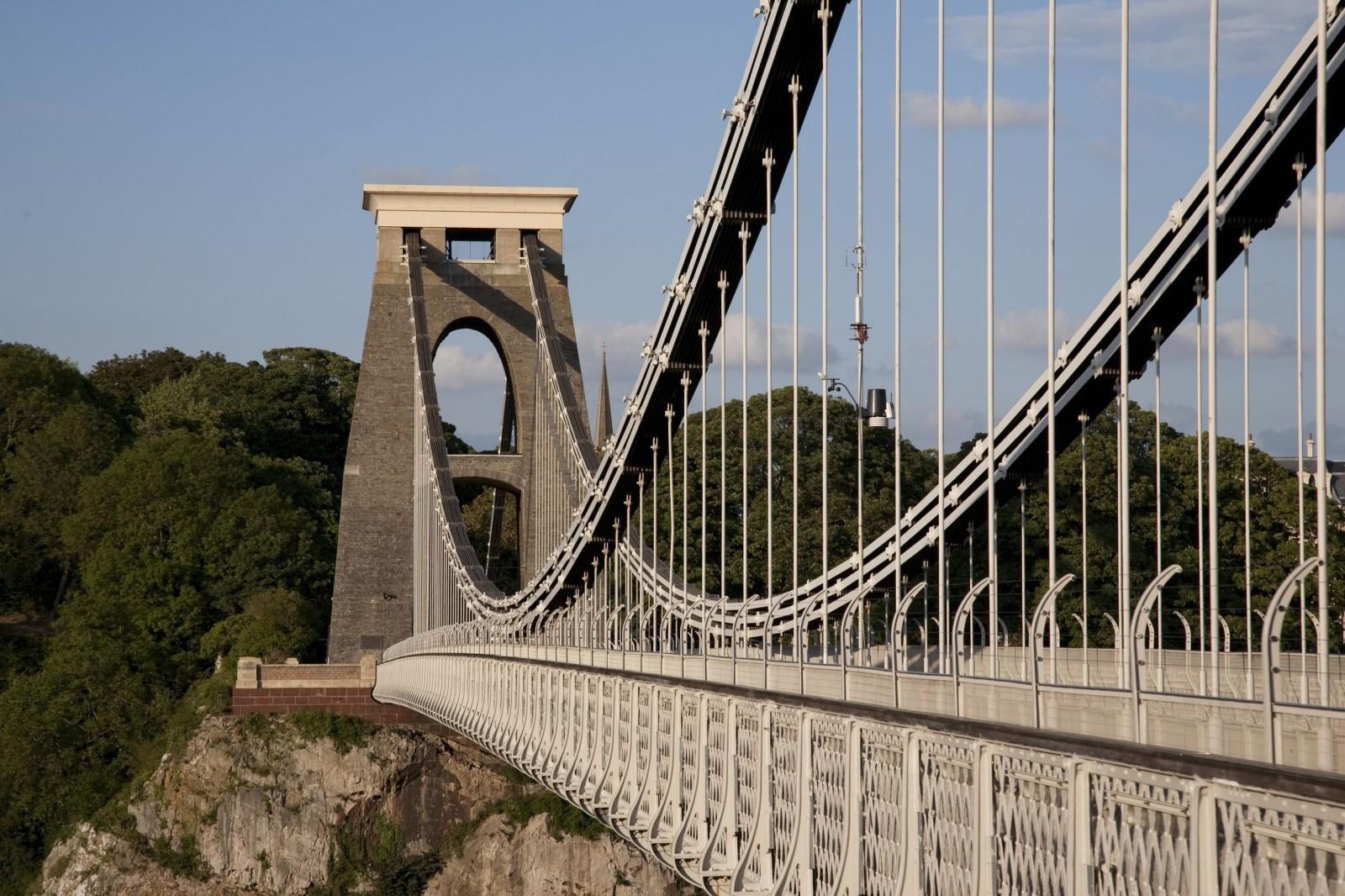 clifton suspension bridge world architecture. Black Bedroom Furniture Sets. Home Design Ideas