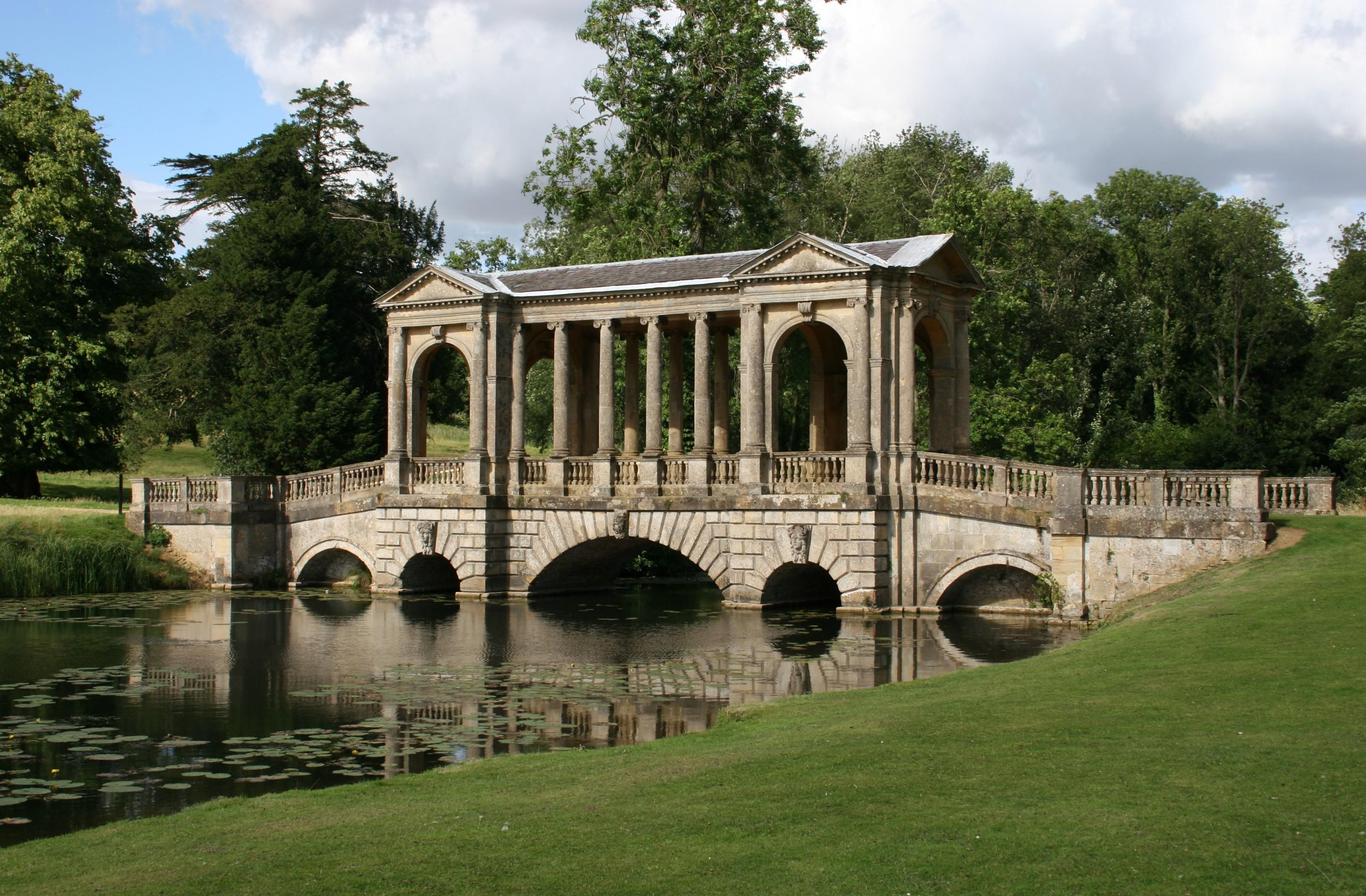 English Landscape Gardens World Architecture