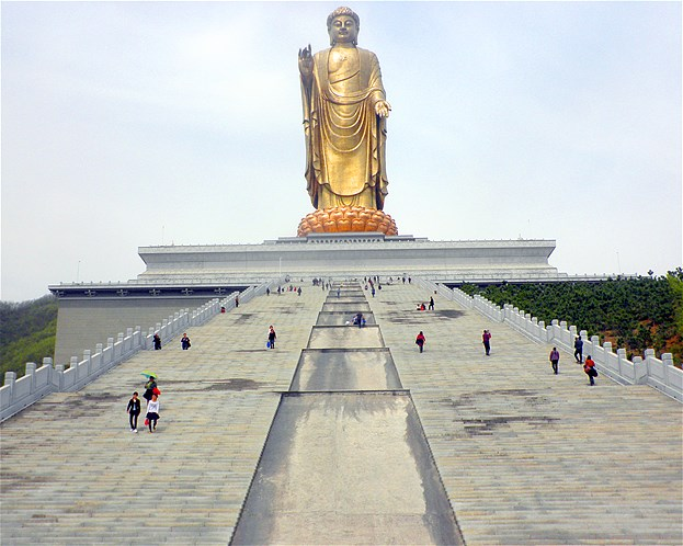 Biggest Things In The World Spring Temple Buddha